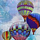 BALLOONS by Tammera