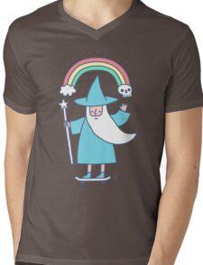 Rad Wizard Mens V-Neck T-Shirt
