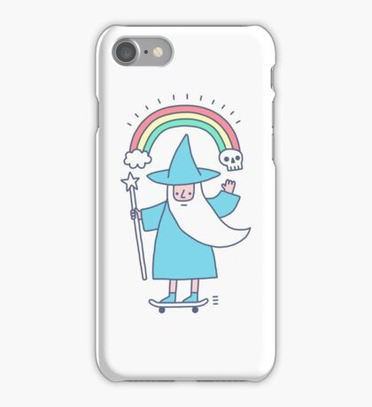 Rad Wizard iPhone Case/Skin