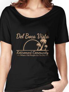 DEL BOCA VISTA SEINFELD Women's Relaxed Fit T-Shirt