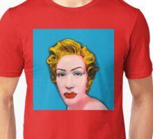 warhol marilyn 2 Unisex T-Shirt