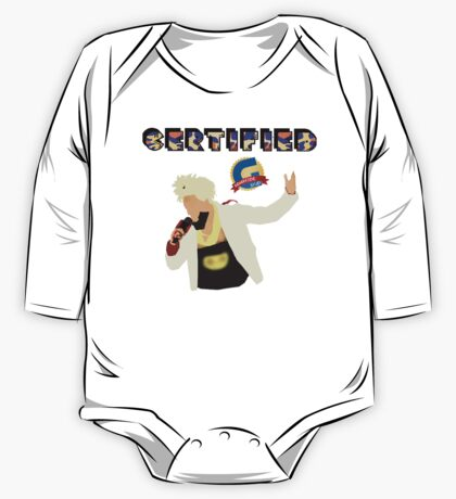 Certified G | Enzo Amore One Piece - Long Sleeve