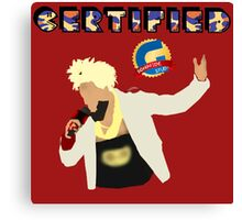 Certified G | Enzo Amore Canvas Print