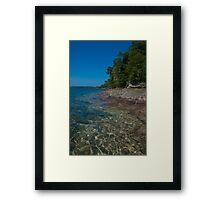 Grand Island Framed Print