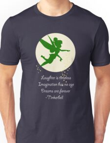 Dreams are forever | Tinkerbell Unisex T-Shirt