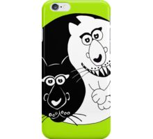 Meow & Maow iPhone Case/Skin
