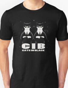 CIB (Cats In Black) Unisex T-Shirt