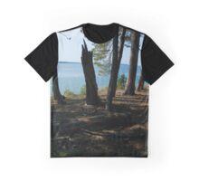 Grand Island Woods Graphic T-Shirt