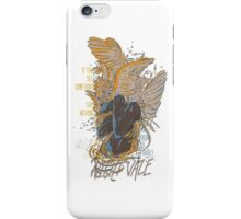 If You See Something Say Nothing Angels Welcome to Night Vale Quote iPhone Case/Skin
