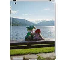 Oche Aye The View iPad Case/Skin