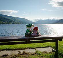Oche Aye The View by twinnieE