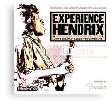 EXPERIENCE HENDRIX 2016 Canvas Print