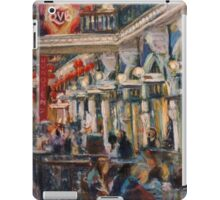 Afternoon tea at the QVB iPad Case/Skin