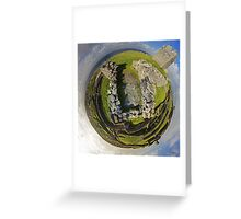 O'Brien Fort Inisheer, Aran Islands, Ireland Greeting Card