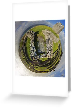 O'Brien Fort Inisheer, Aran Islands, Ireland by George Row