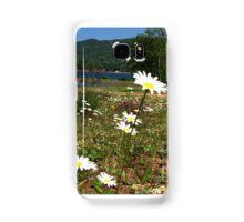 Cape Breton wildflowers Samsung Galaxy Case/Skin