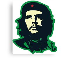 Che - Green Canvas Print