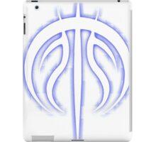 Balla Club Blu Matrix Line  iPad Case/Skin