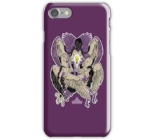 WTNV Angels Drawing Welcome to Night Vale Emblem iPhone Case/Skin