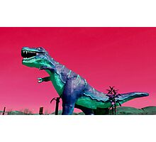 Dinosaur  Photographic Print