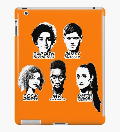The Original Misfits iPad Case/Skin