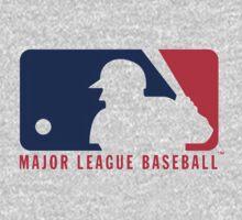 major league baseball One Piece - Long Sleeve