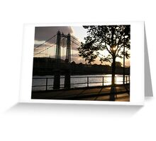 Infirmary Bridge, Inverness 2 Greeting Card