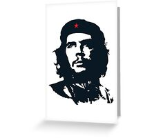 Che - Iconic Rebel Greeting Card