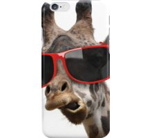Derp, Giraffe iPhone Case/Skin