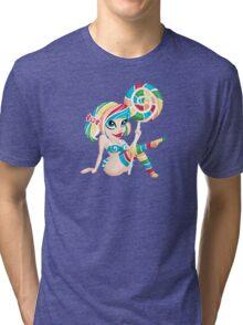 Sweet <3's - Miss Candy Tri-blend T-Shirt