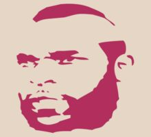 Mr T - Tee - B.A. Baracus ~ The A-Team T-Shirt - 80s Icon by deanworld