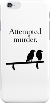 Attempted Murder by jezkemp