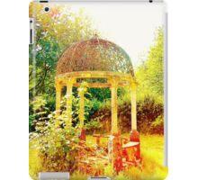 Old Fashioned Gazebo- Unique Photography  iPad Case/Skin
