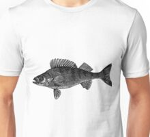Fish of the Page Unisex T-Shirt