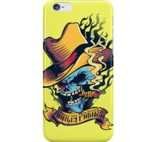 Party Skull iPhone Case/Skin