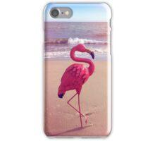 flamingo iPhone Case/Skin