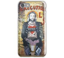 executioners last songs iPhone Case/Skin