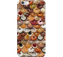 Fish Scale Doughnut Designs iPhone Case/Skin