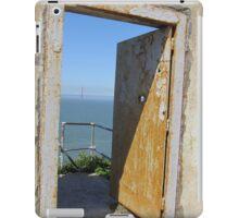 Alcatraz View iPad Case/Skin