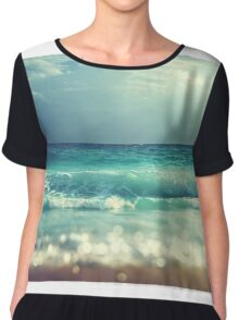 Beach Chiffon Top