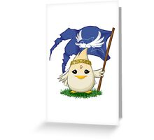 Skies of Arcadia Fina Hamachou Greeting Card