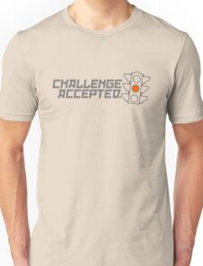 Challenge Accepted (3) Unisex T-Shirt