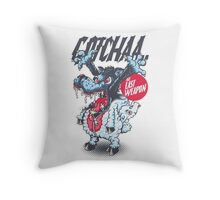 The Last Weapon Throw Pillow