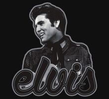ELVIS PRESLEY by pablo honey