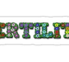 Fertility - Special-Tee Sticker