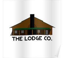 The Lodge Co. Poster