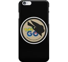 Pokemon Go MashUp Evangelion Logo iPhone Case/Skin
