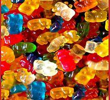 Gummy Bear Bananza by mysports