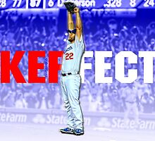 "Clayton Kershaw: ""KERFECT"" by Firststringgfx"