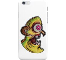 MonoMack the Monster iPhone Case/Skin